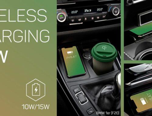 Kabelloses Laden für deinen BMW!