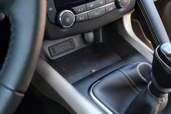Inbay Qi-Ladeschale für Renault Kadjar