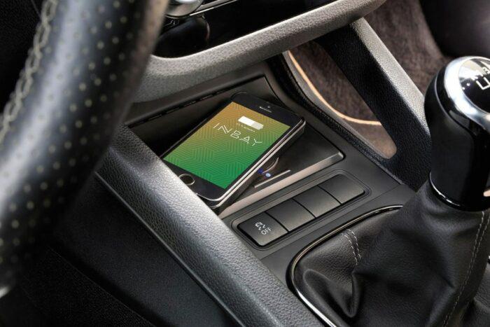 Induktiv Laden im VW Scirocco 3