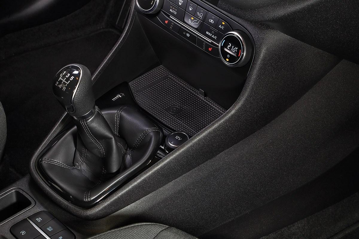 INBAY Ladefach im Ford Fiesta