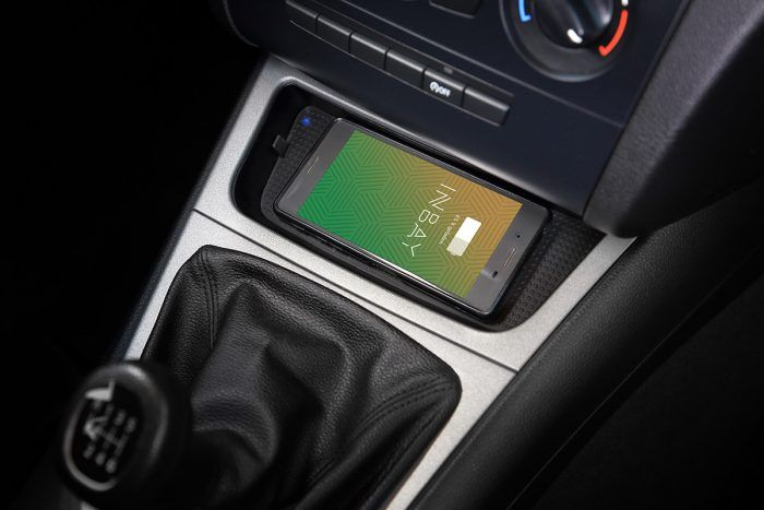Wireless Charging nach Qi für den BMW 1er