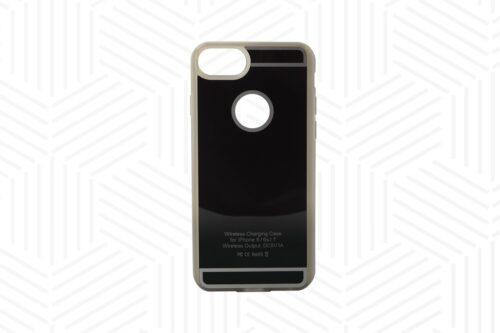 Ladehülle Qi-Standard iPhone 6, 6S, 7, 7S schwarz
