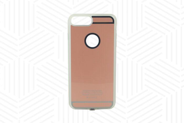 Ladehülle Qi-Standard iPhone 6 Plus, 7 Plus roségold
