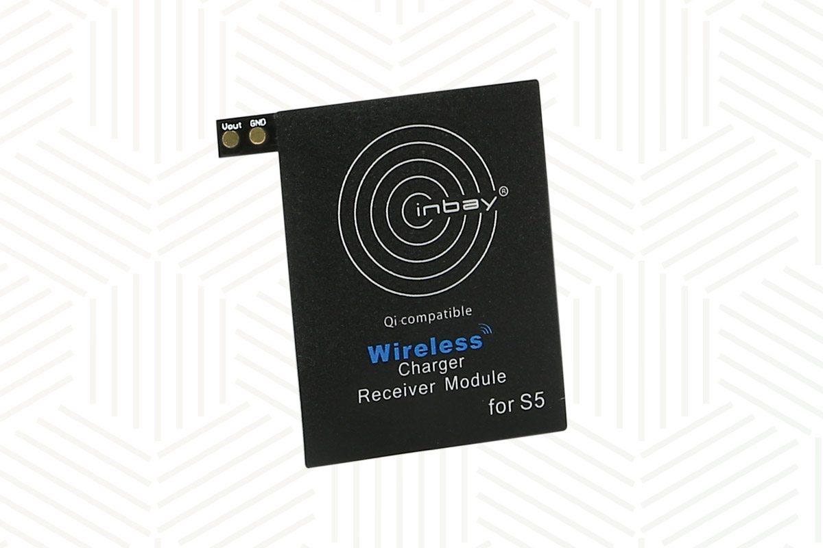 Qi-Ladeempfänger Samsung Galaxy S5